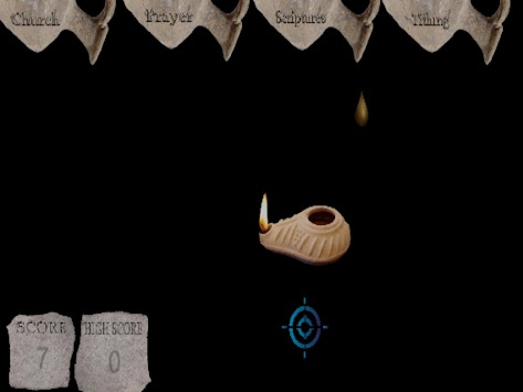 Oil the Lamp apk screenshot