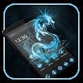 APK App Free Dragon Theme for BB, BlackBerry