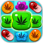 Weed Match 3 Candy Jewels - crush all puzzle games 3.504