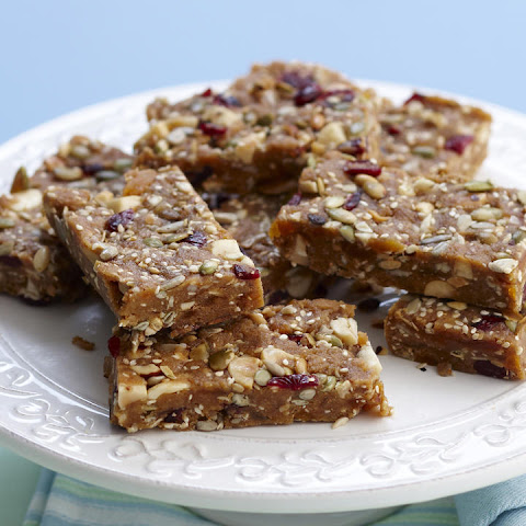 Honey Nut and Seed Bars