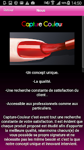 Capture Couleur - screenshot