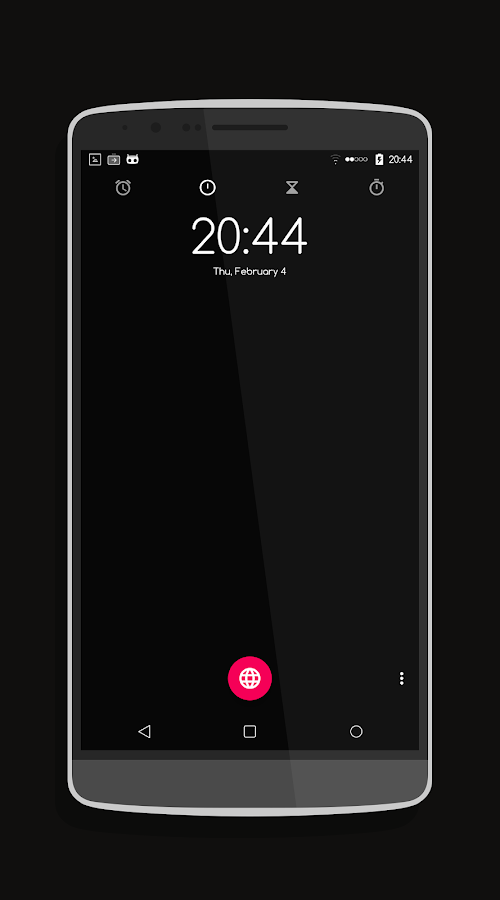 Pin Dark - CM13/CM12 Theme Screenshot 6
