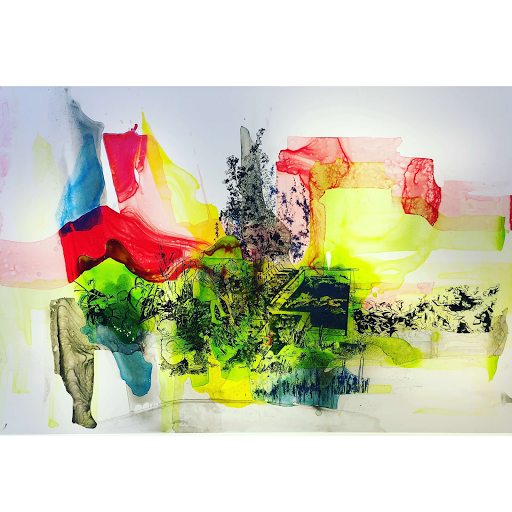 Joana Fischer, Verwachsung - Adhesion