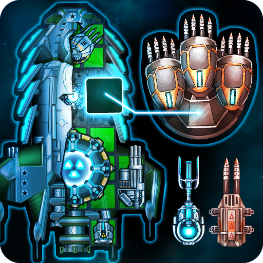 Space Arena: Build & Fight (game)