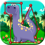 Dinosaur Kids Connect the Dots 2.0.2 Apk