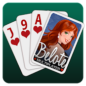 Belote Multiplayer APK for Bluestacks