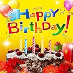 Birthday Greeting Cards Icon