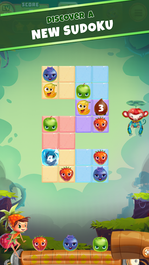 Harvest Season: Sudoku Puzzle Screenshot 0
