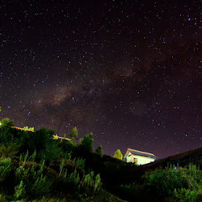 Midnight by Kadetz Soewoko - Landscapes Starscapes