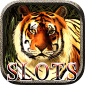 Game Safari Tiger Slots Casino APK for Kindle