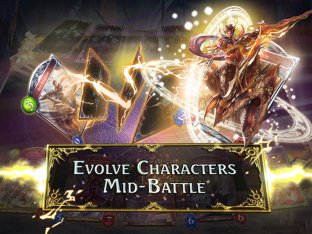 Shadowverse CCG Screenshot 7