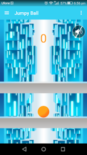 Jumpy Ball - screenshot