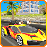 Miami Beach: Car Death Race 3D 3.1 Apk
