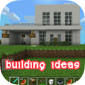Building Ideas MCPE HOUSE MOD