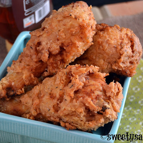 Pollo Frito (Fried Chicken)