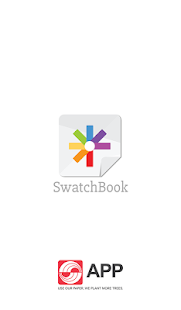 APP Swatchbook - screenshot