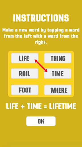 Word Pair Matching screenshot 1