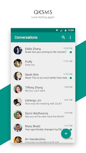 QKSMS - Open Source Messenger Screenshot