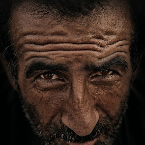 by Ronald Romero - People Portraits of Men