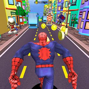 Subway Spider-Run Adventure World Online PC (Windows / MAC)