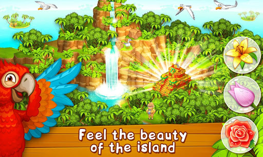Farm Paradise: Hay Island Bay - screenshot