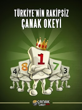 Çanak Okey Plus APK screenshot thumbnail 11