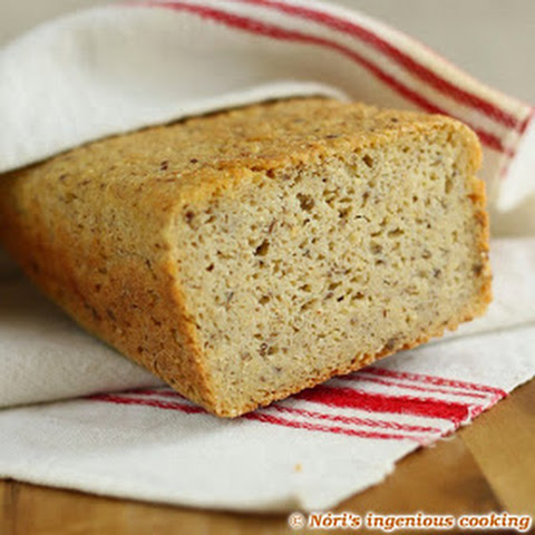 My Best Gluten-free, Whole Grain Bread, Ever! (vegan Recipe)