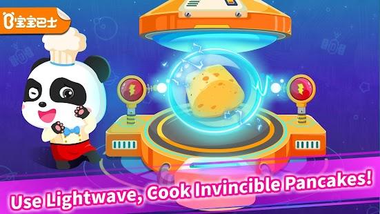 Baby Panda Roboter Küche - Spiel für Kinder android spiele download