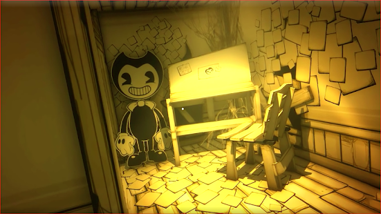 bendy and adventure ink machine for pc
