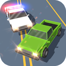 Pixel Smashy Car Race 3D