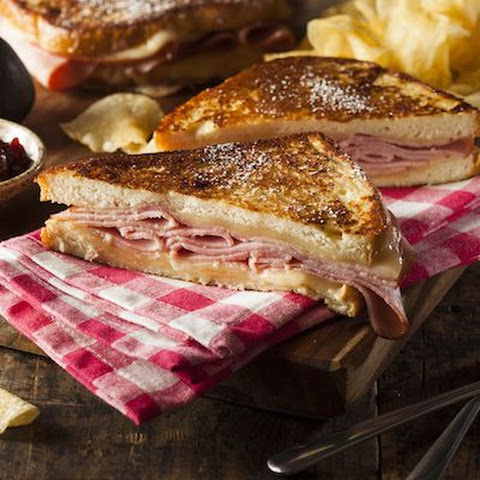Sweet and Meaty Monte Cristo