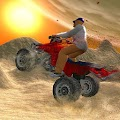 Game Quad Bike Desert Driving 2017 APK for Kindle