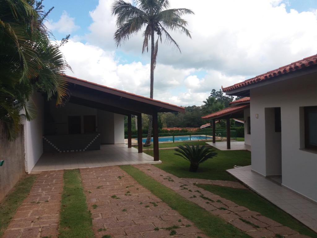Casa com 5 dormitórios para alugar, 310 m² por R$ 5.000/mês - Condomínio Estância Marambaia - Vinhedo/SP