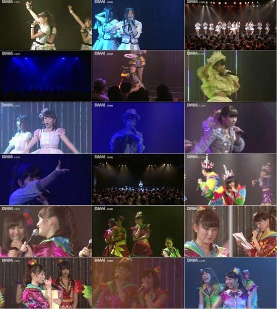 """(LIVE)(公演) NMB48 チームN """"ここにだって天使はいる"""" 吉田朱里の生誕祭 140824"""