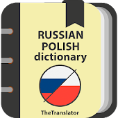 Russian-polish dictionary