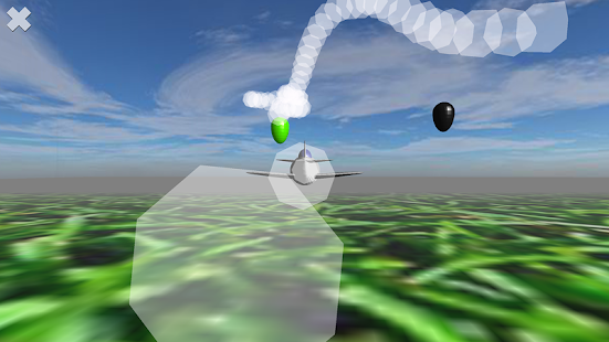 Little Airplane 3D Free - Kids- screenshot thumbnail