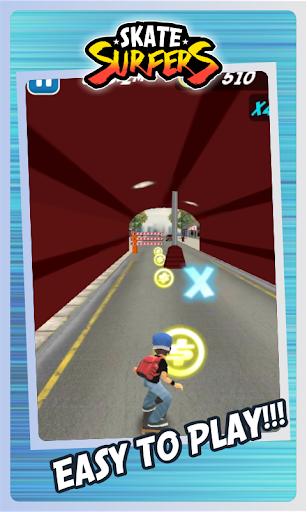 Skate Surfers Free screenshot 10