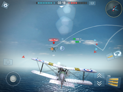 War Wings Screenshot