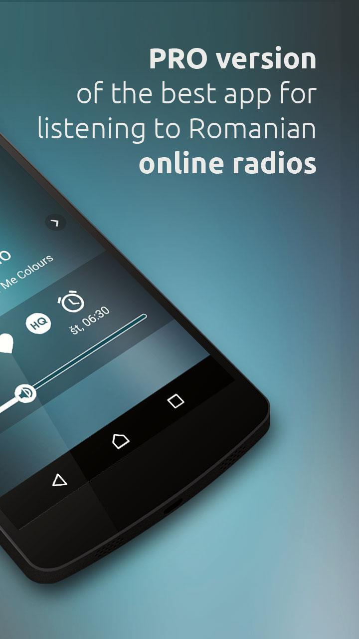 RO Radio Pro Screenshot 1