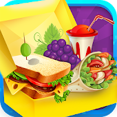 Download Lunch Box Maker - Chef Cooking APK