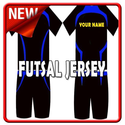 Futsal Jersey Design (app)