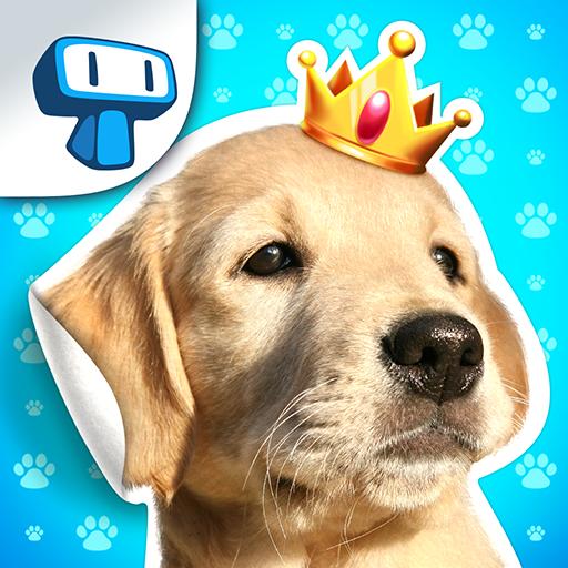 My Dog Album - Sticker Book (game)