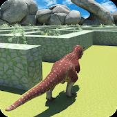Download Full Real Jurassic Dinosaur Maze Run Simulator 2017 1.7 APK