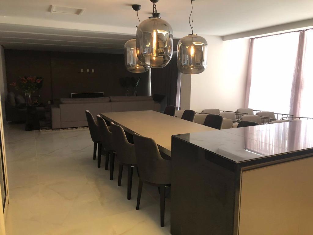 Apartamento com 3 dormitórios à venda, 91 m² por R$ 590.000 - Altiplano Cabo Branco - João Pessoa/PB