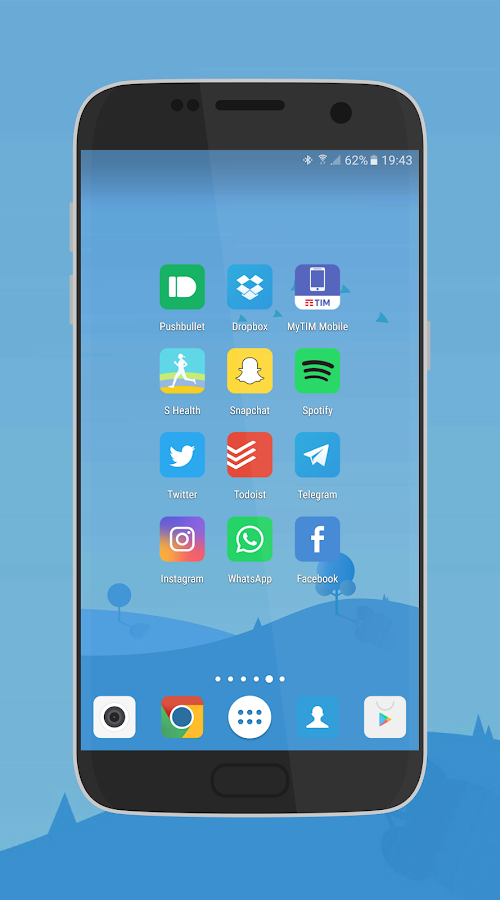 MIUI 8 - Icon Pack (beta) Screenshot 2