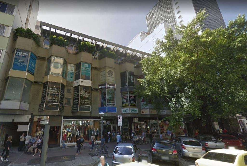 Sala comercial à venda, Ipanema, Rio de Janeiro.
