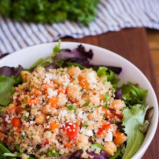 Quinoa Chickpea Salad Recipes