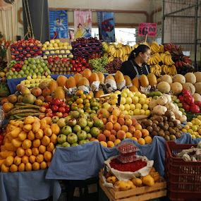 fruits by Cristobal Garciaferro Rubio - City,  Street & Park  Markets & Shops ( pwcmarkets )
