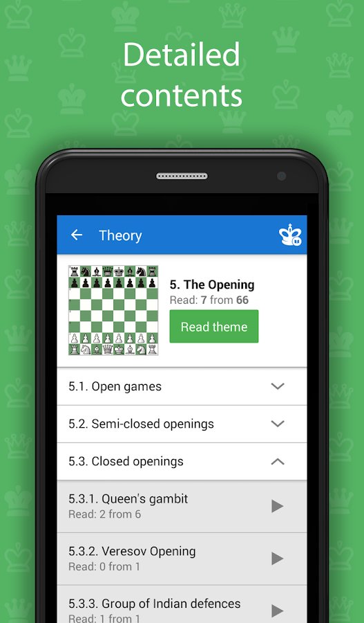 Chess: From Beginner to Club Screenshot 4
