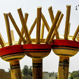 jharna  by Mohsin Raza - Artistic Objects Other Objects
